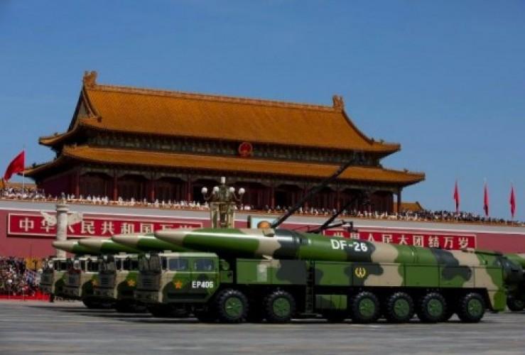 AS Khawatirkan Kekuatan Nuklir Tiongkok