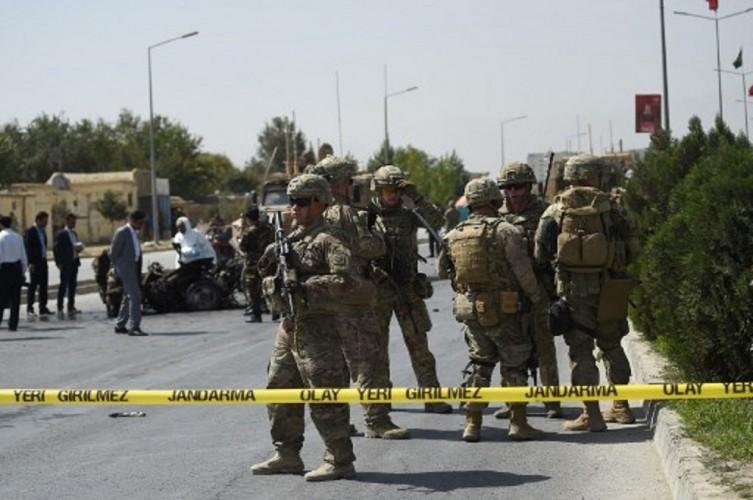 AS Mulai Tarik Seluruh Pasukan dari Afghanistan