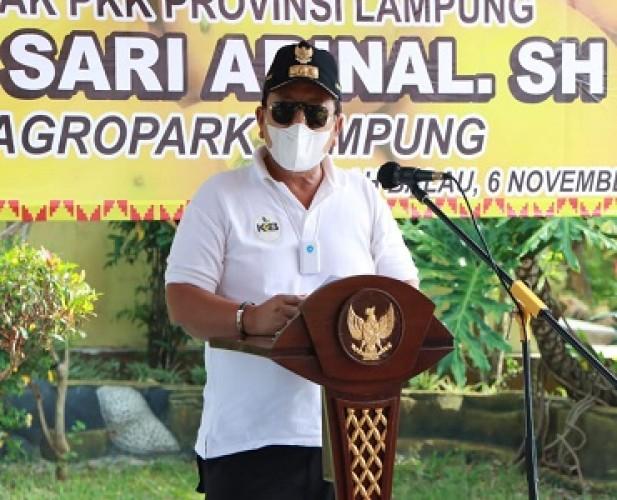AS Tujuan Terbesar Ekspor Komoditas Lampung