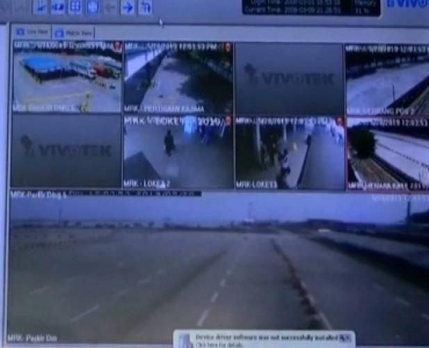 Kamera Pengintai Kejahatan di Bakauheni Ditambah