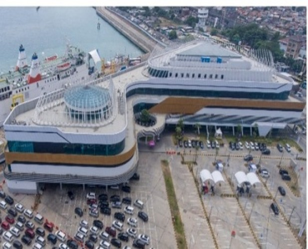 ASDP Hadirkan Festival Seni di Terminal Eksekutif