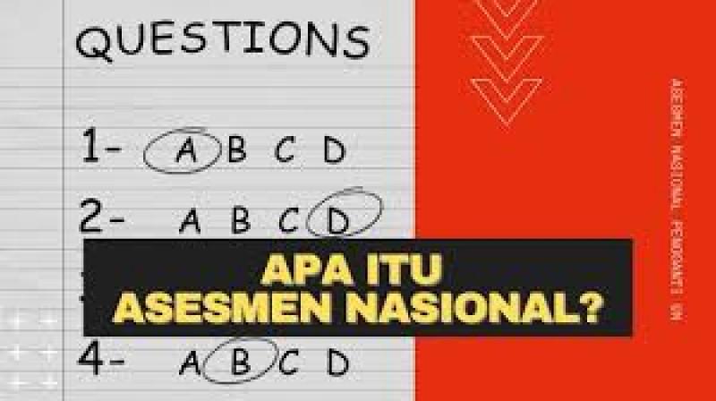 Asesmen Nasional Gunakan Tiga Instrumen Pendidikan