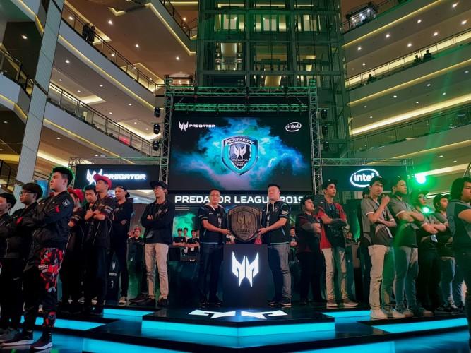 Asia Pacific Predator League 2019 Masuk Babak Final