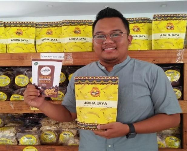 Askha Jaya Pusatnya Oleh-oleh Khas Lampung
