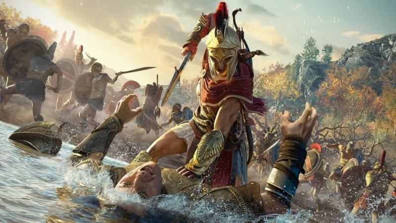 Assassin's Creed Odyssey Era Viking akan Lahir