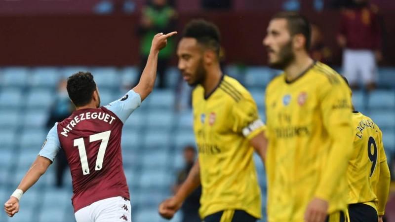 Aston Villa Gebuk Arsenal, Ini Hasil Lengkap Pertandingan Semalam