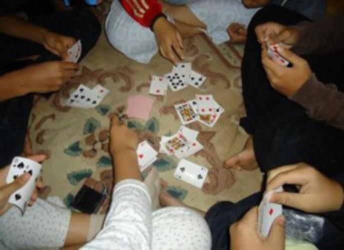 Asyik Berjudi, Tujuh Warga Pekalongan Digelandang ke Kantor Polisi