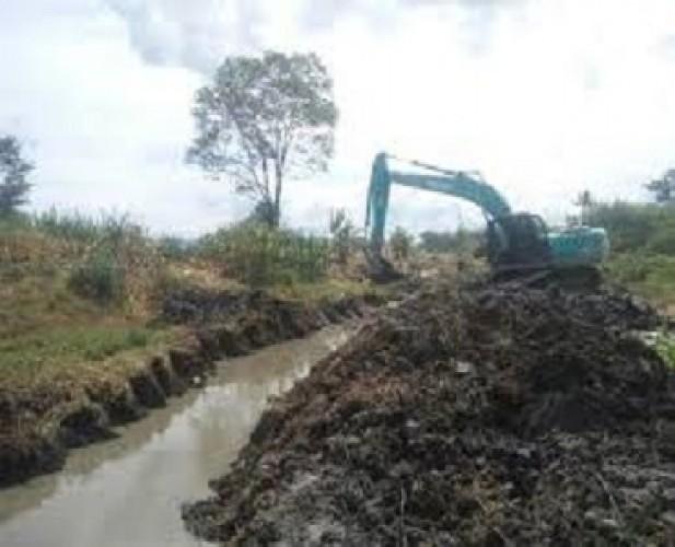Atasi Banjir, Sungai di Pesawaran yang Masuk Prioritas Dinormalisasi