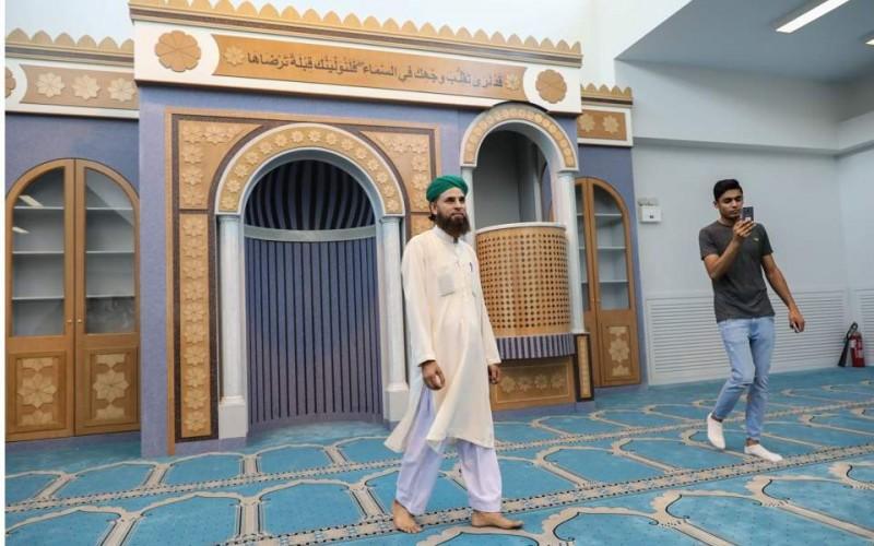 Athena Miliki Masjid Pertama