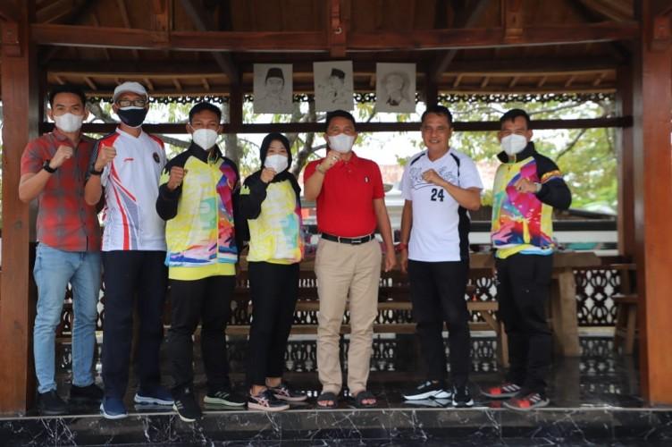 Atlet Karate Lambar Wakili Lampung di PON Papua