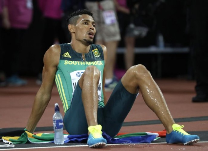 Atlet Lari Wayde Niekerk Dinyatakan Positif Covid-19