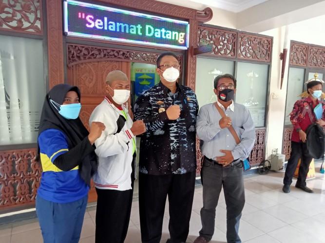 Atlet Metro Jadi Wasit PON Papua