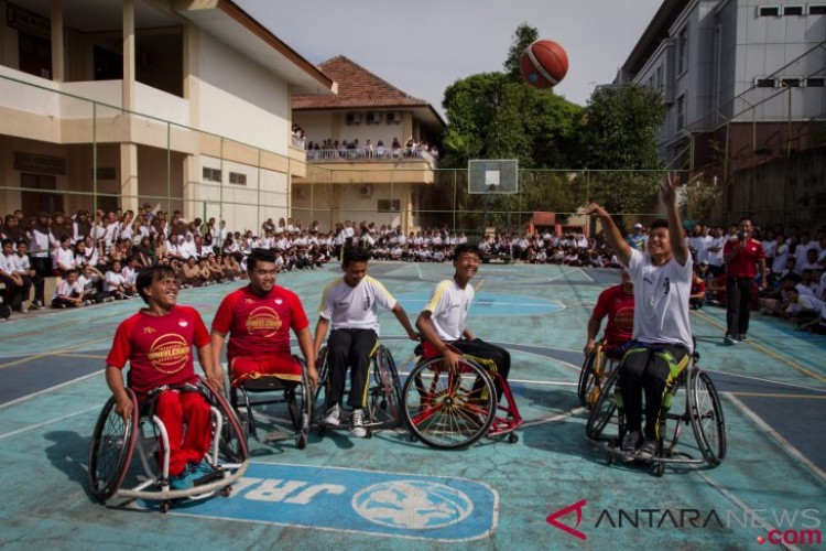 Atlet Peraih Emas Asian Para Games Difasilitasi jadi PNS