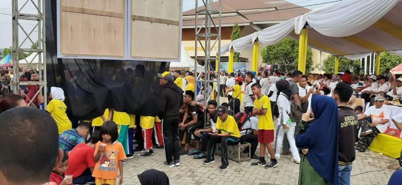 Atlet PON 2020 Terabaikan di Peluncuran Olahraga Lampung Berjaya