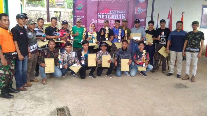 Atlit Kobel SC Lampung Raih 8 Piala di Dua Kejuaran