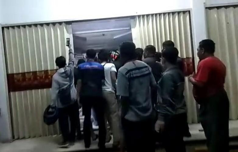 ATM di Minimarket Pulau Legundi Nyaris Dibobol Maling