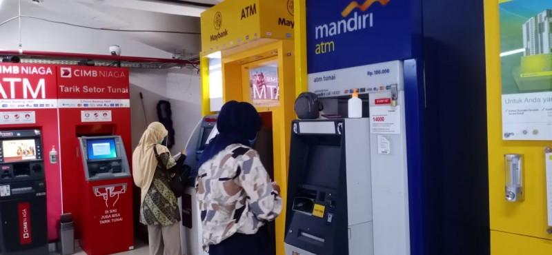 ATM Mulai Terapkan Protokol Kesehatan Covid-19