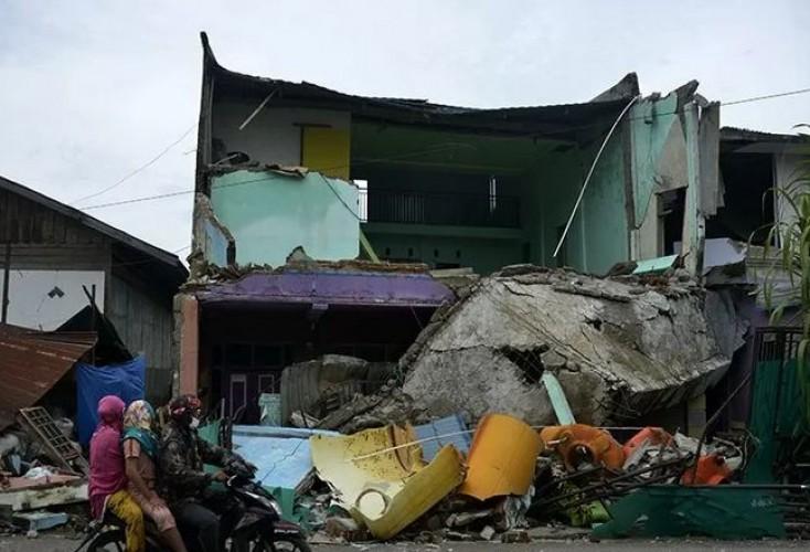 Awal 2021, BNPB Catat 154 Bencana Alam dan 140 Orang Tewas