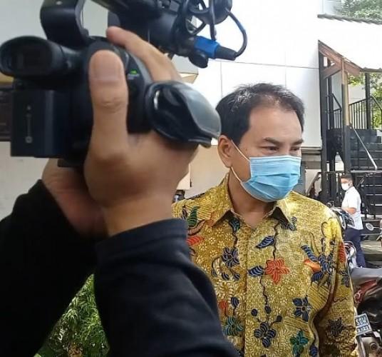 Azis Syamsuddin Diperiksa sebagai Tersangka
