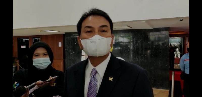 Aziz Syamsuddin Batal Pemeriksaan di KPK
