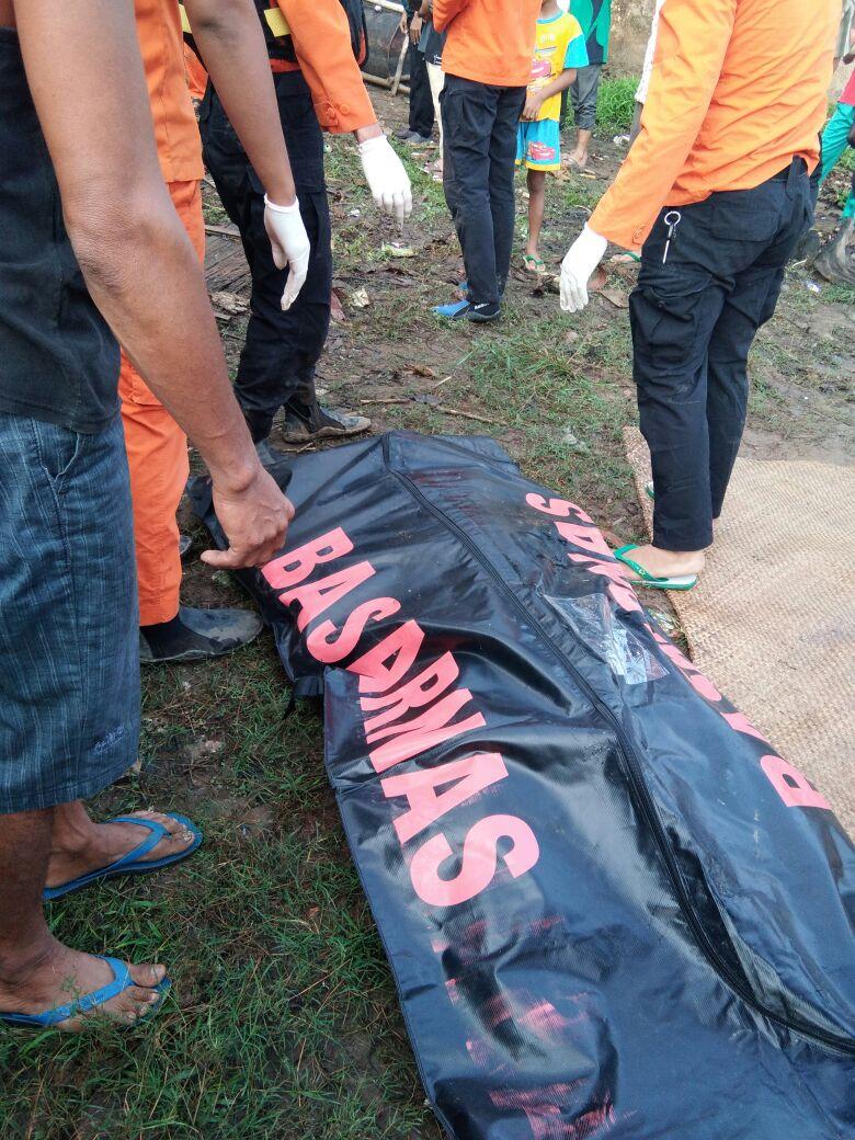 Jasad Farid Ditemukan 10 KM dari Lokasi Tenggelam