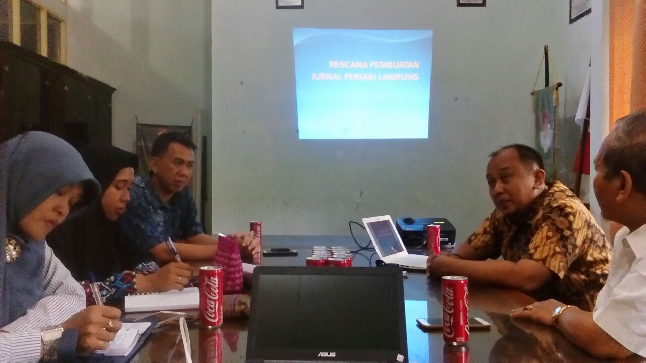 Persaki Lampung akan Terbitkan Jurnal