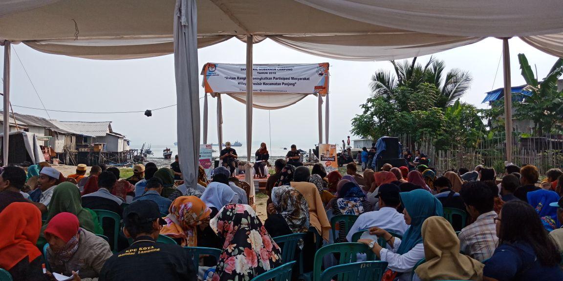 KPU Bandar Lampung Gelar CantingLu