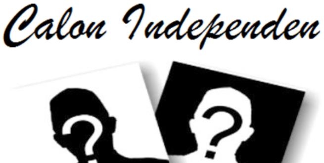 Mengapa Calon Independen Sepi?