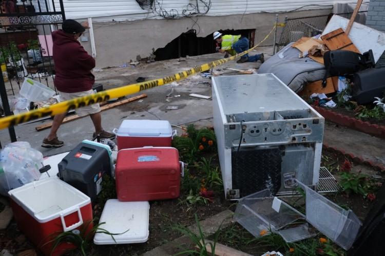 Badai Ida Tewaskan 43 Orang di Empat Negara Bagian AS