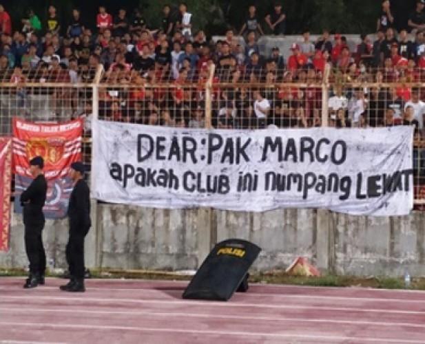 Badak Lampung Cuma Semusim di Liga 1