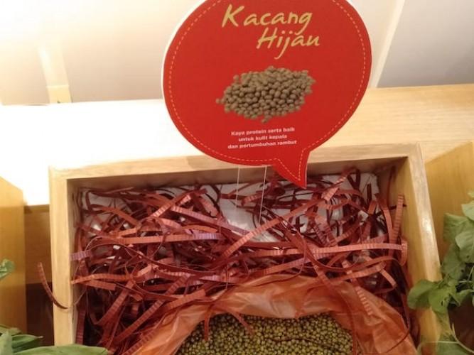 Bahan Makanan Kaya Gizi Asli Indonesia