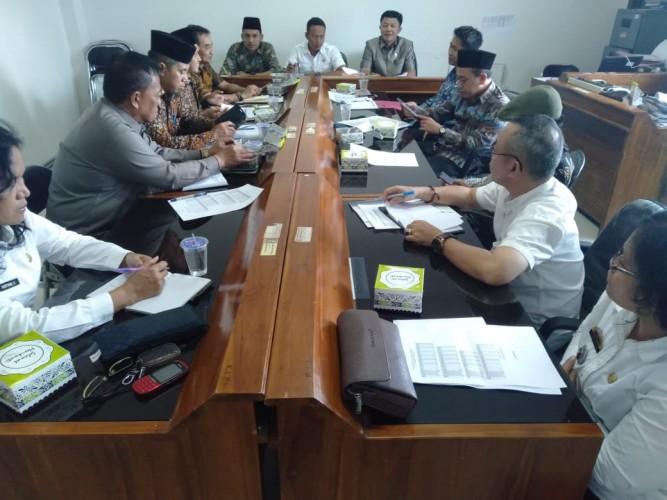 Bahas Kesiapan Pemilu, DPRD Pringsewu Gelar Hearing Bersama KPU dan Bawaslu