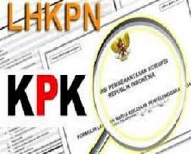 Bakal CalonKepala Daerah Wajib Laporkan LHKPN