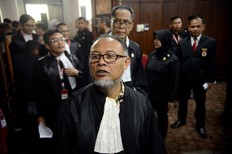 Bambang Widjojanto: Banyak-banyak Berdoa Jelang Putusan MK