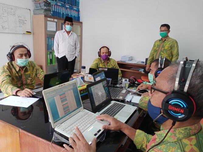 BAN/SM Latih 178 Asessor Soal Perubahan Penilaian Akreditasi Sekolah