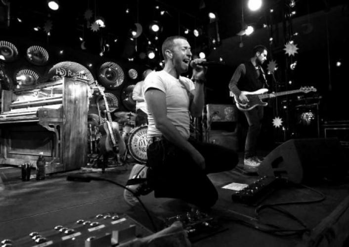 Band Coldplay Colek Presiden Jokowi Terkait Perubahan Iklim