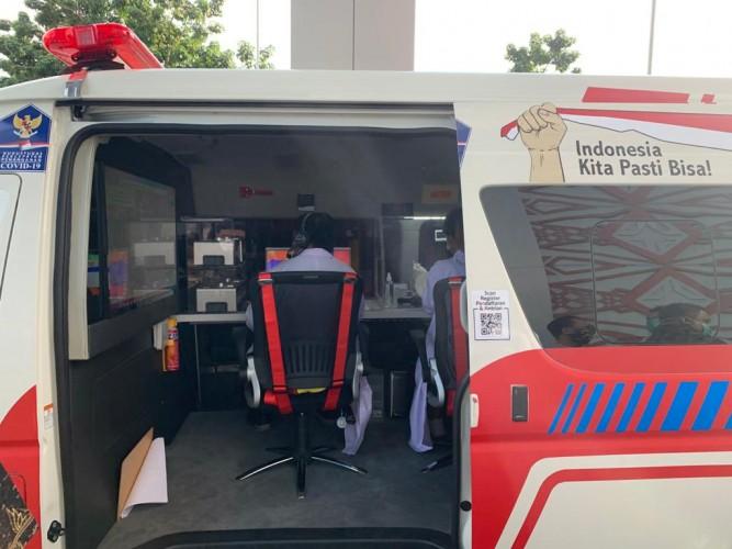 Bandar Lampung Akan Operasionalkan Mobil PCR