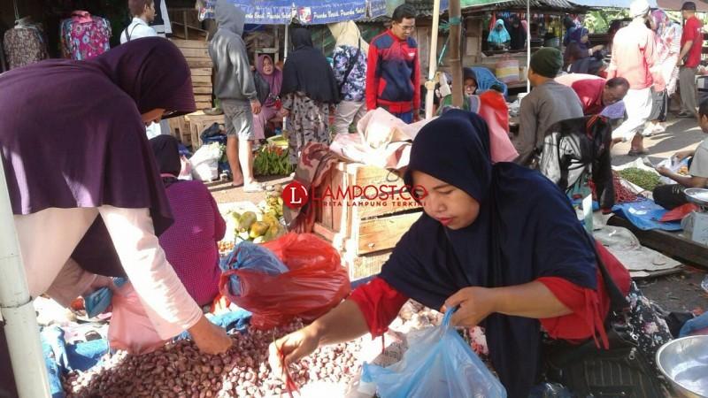 Bandar Lampung Deflasi 0,09 Persen pada Oktober 2019