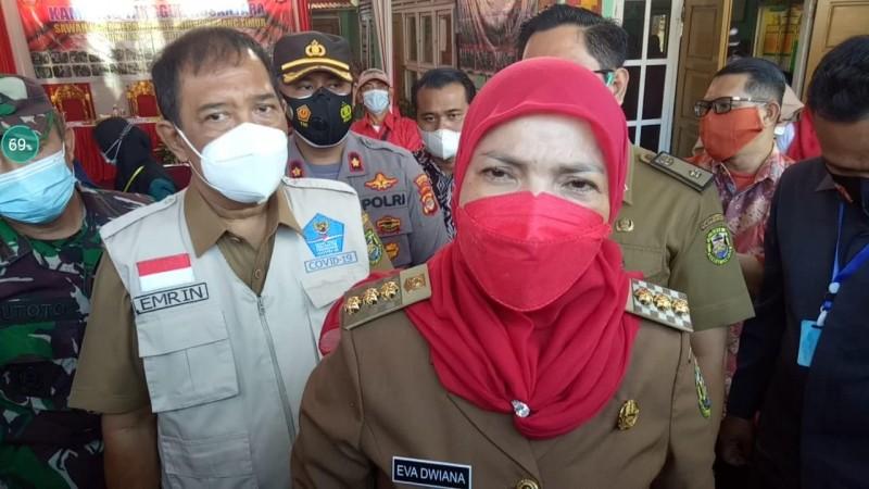 Bandar Lampung Ditargetkan Zona Hijau Bulan Depan