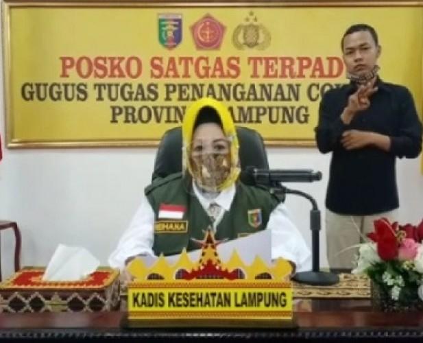 Bandar Lampung Kembali Tambah 2 Pasien Covid-19 Baru