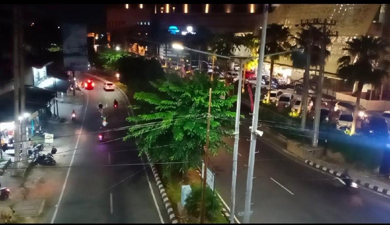 Bandar Lampung Nihil Arak-arakan Takbir Keliling