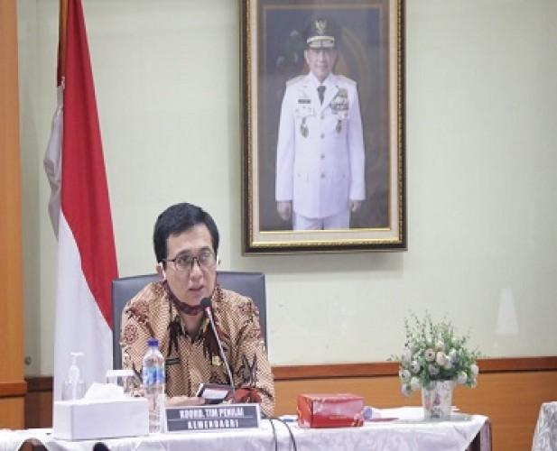 Bandar Lampung Optimistis Menangkan Lomba Inovasi Daerah <i>New</i> Normal