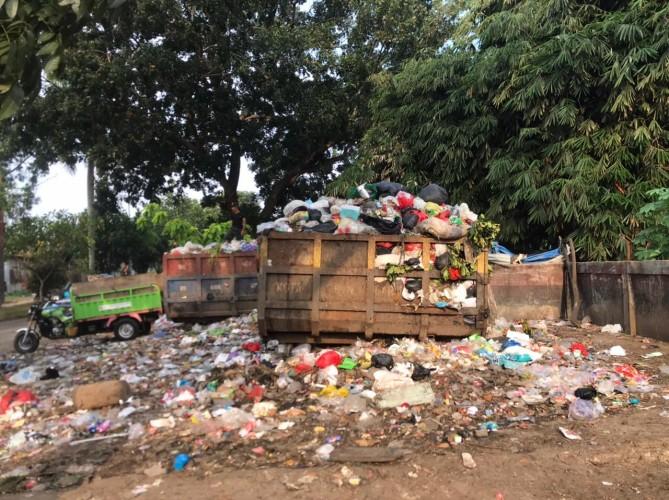 Bandar Lampung Tak Punya Truk Sampah Baru, Armada Rongsok Dioptimalkan