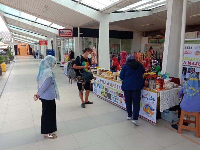 Bandara Radin Inten II Gelar Airport Ramadan Fest Dukung UMKM