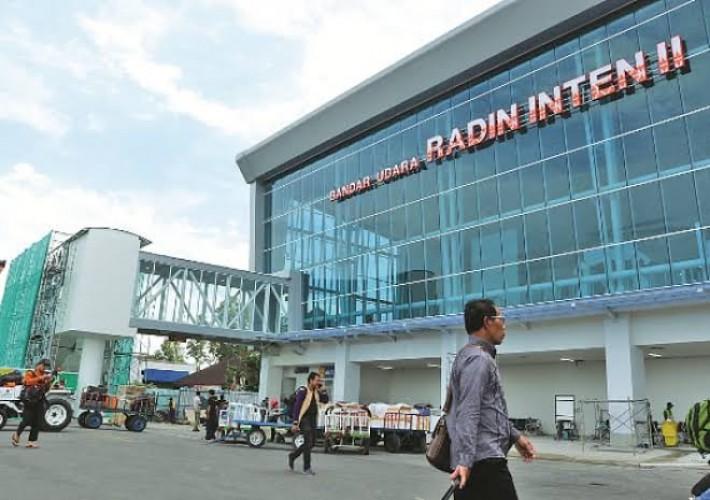 Bandara Radin Inten II Hanya Terbangkan Maskapai Garuda