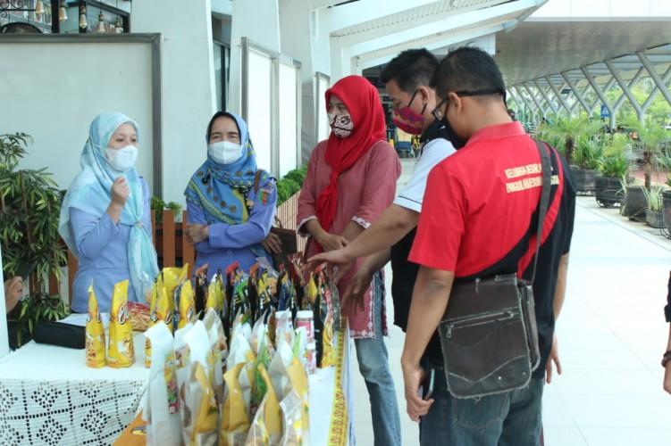 Bandara Radin Inten II Lampung Beri Ruang untuk UMKM