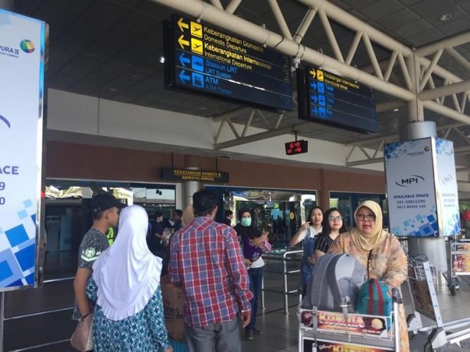 Bandara Radin Inten II Perketat Pengawasan Calon Penumpang