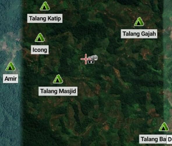 Bangunan Warga di Lambar Kembali Dirusak Gajah, Total 53 Unit Rusak