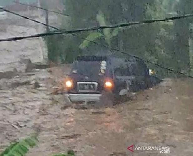Banjir Bandang di Sukabumi Dipicu Curah Hujan dengan Intensitas Tinggi
