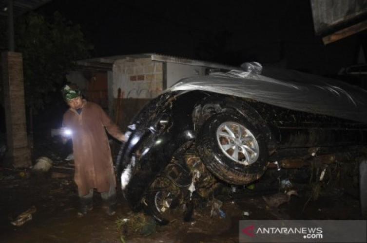 Banjir Bandang Sukabumi Akibat Gelombang Rossby